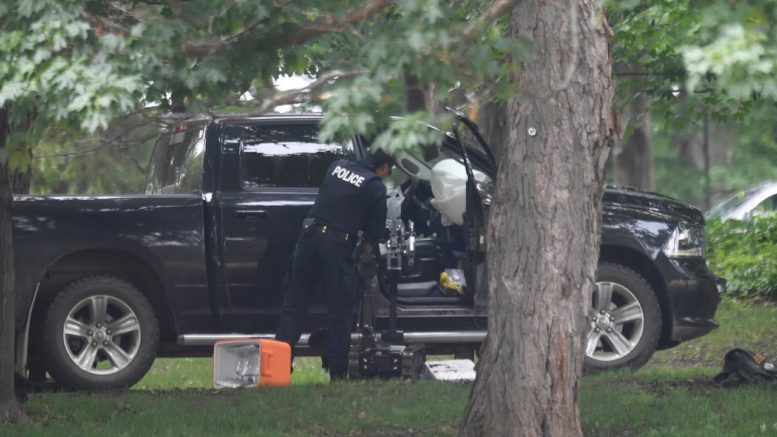 Reservist who rammed Rideau Hall gate, tried to arrest Trudeau gets six year prison sentence 1