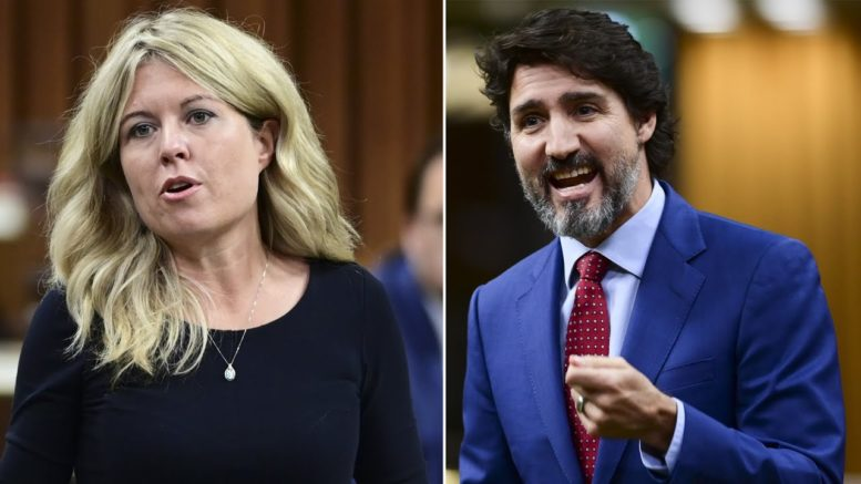 Justin Trudeau to Michelle Rempel Garner: 'I listen to our experts' | COVID-19 in Canada 1
