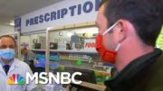 The First Johnson & Johnson Vaccines Have Been Shipped. What's Next? | Katy Tur | MSNBC 4