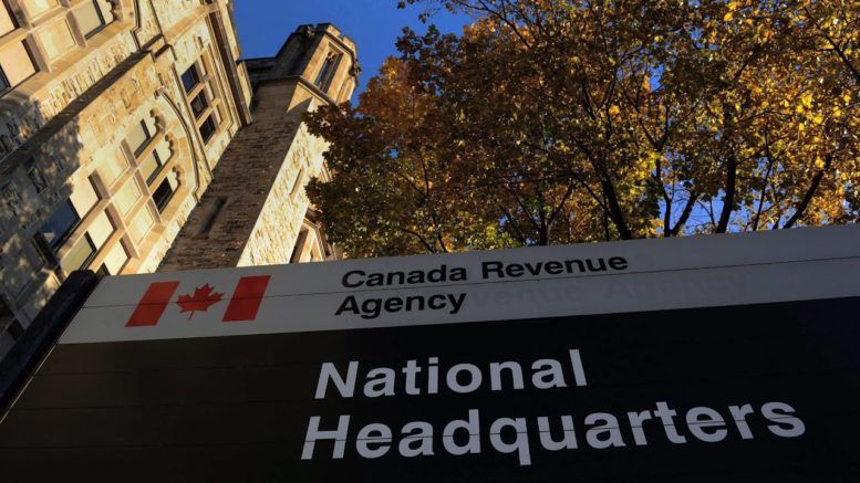 CRA to lockout over 800,000 accounts over cyber attack fears 1