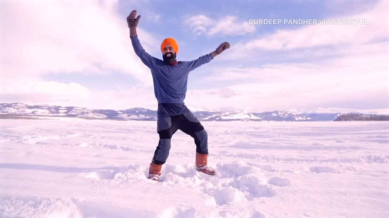 Social media star Gurdeep Pandher of Yukon on 'bringing joy' through Bhangra dancing 1