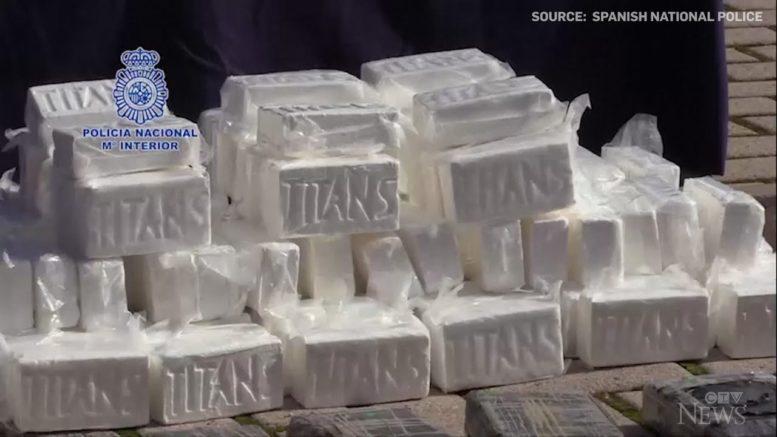 Spanish police seize 600 kg in massive drug distribution network bust 1