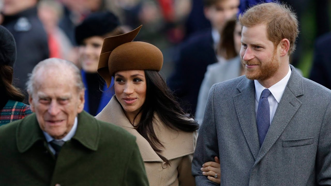 Prince Philip is out of the hospital, but will Prince Harry be allowed to visit? 5