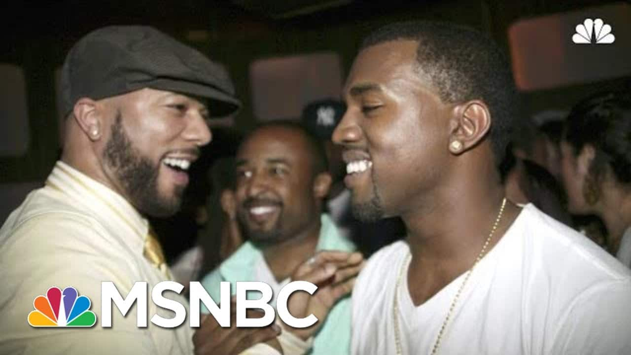 Grammy-Winner Common On Working With Kanye And The Creative Process | Mavericks With Ari Melber 1