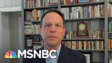 Pennsylvania AG Shapiro: 'People Have Noticed The Fragility Of Our Democracy'   Deadline   MSNBC 10