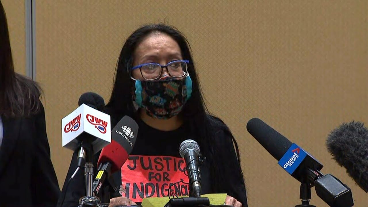 'He was a human being': Colten Boushie's mother 1
