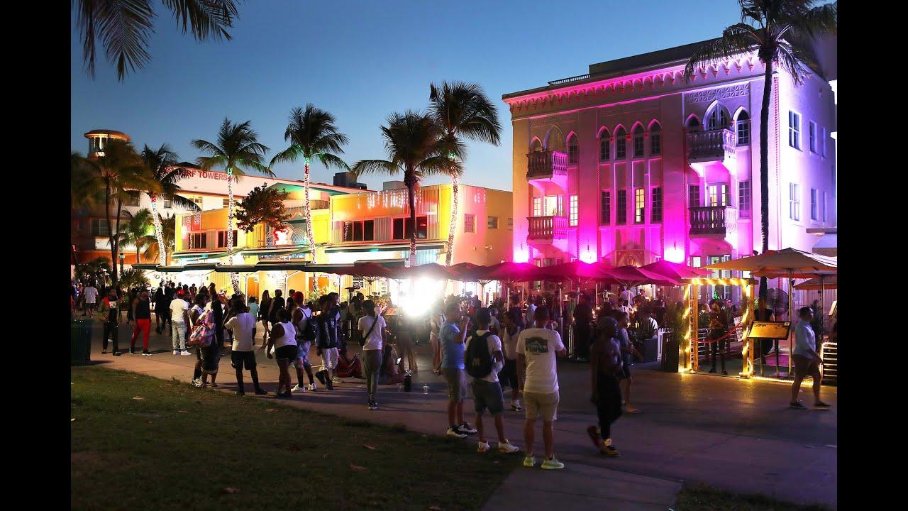 Miami Beach curfew aims to shut down Spring Break partying 4
