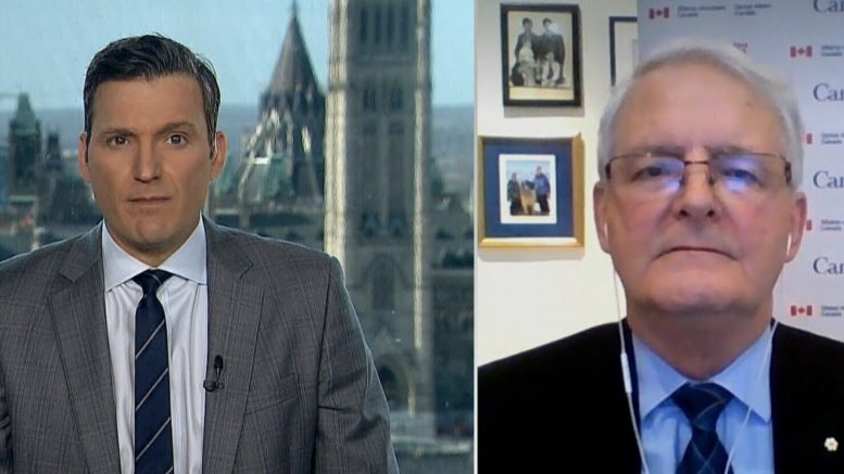 Garneau: China's 'coercive diplomacy' needs to be stopped 1