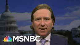 Chris Krebs: 'The Base Is Ultimately Driving The Bus' Of The GOP's Future | Deadline | MSNBC 7