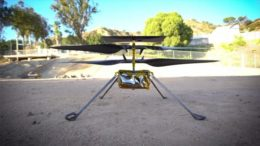 Meet Ingenuity, the first craft to attempt flight on Mars 4