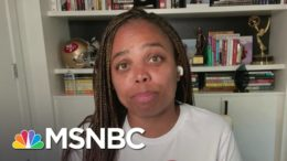 Jemele Hill: 'Staying Quiet Isn't An Option Anymore For Professional Athletes' | Deadline | MSNBC 5