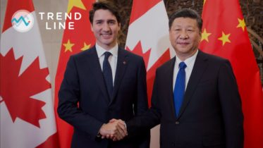 The Canada-China continues to deteriorate, what can Prime Minister Trudeau do? | TREND LINE 10