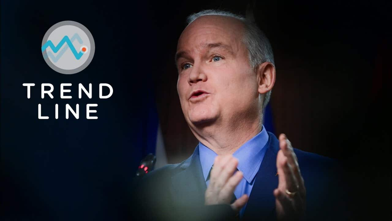 Conservatives divided over climate change? Erin O'Toole has to 'watch out' says Nanos| TREND LINE 1