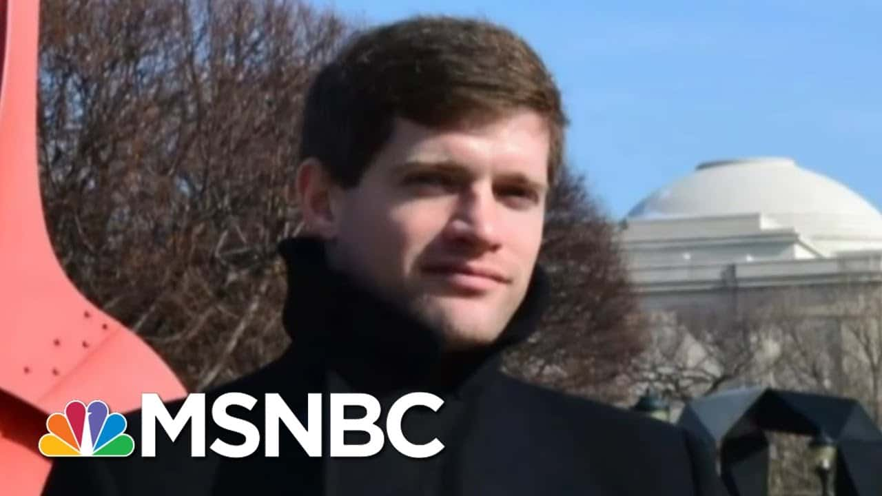 Trump Appointee With 'Top-Secret Clearance' Arrested For Role In Capitol Riot | All In | MSNBC 5