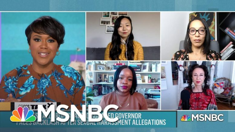 Cuomo's Apology After Sexual Harassment Allegations Slammed By All-Women Panel Of Experts | MSNBC 1