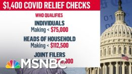 Examining Eligibility For Third Round of Stimulus Checks After Senate Passes Covid Relief Bill 4