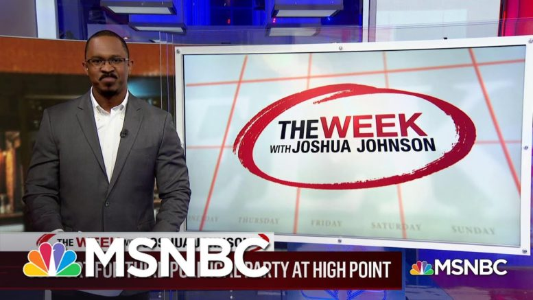 Support For A Third Political Party Surges | MSNBC 1