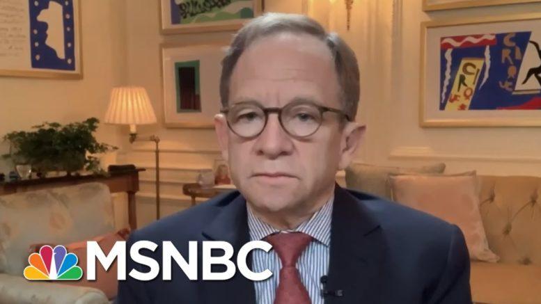 Steve Rattner: How Biden's Bill Differs From Trump's Tax Cut | Morning Joe | MSNBC 1