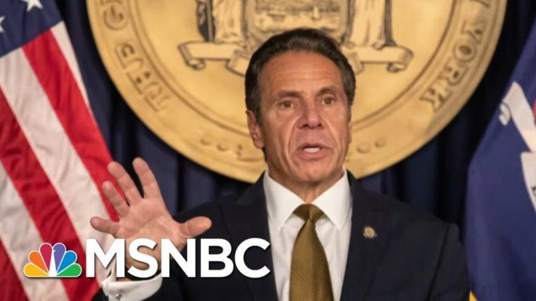 State Lawmakers Urge NY Gov. Cuomo To Resign   Morning Joe   MSNBC 1