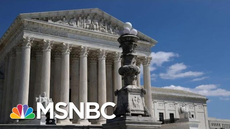 Supreme Court Declines To Hear Trump Lawsuit On Wisconsin's 2020 Election Results | Hallie Jackson 1