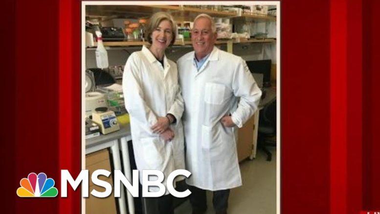 Walter Isaacson's New Book Looks At Woman At The Front Of CRISPR Technology   Morning Joe   MSNBC 1