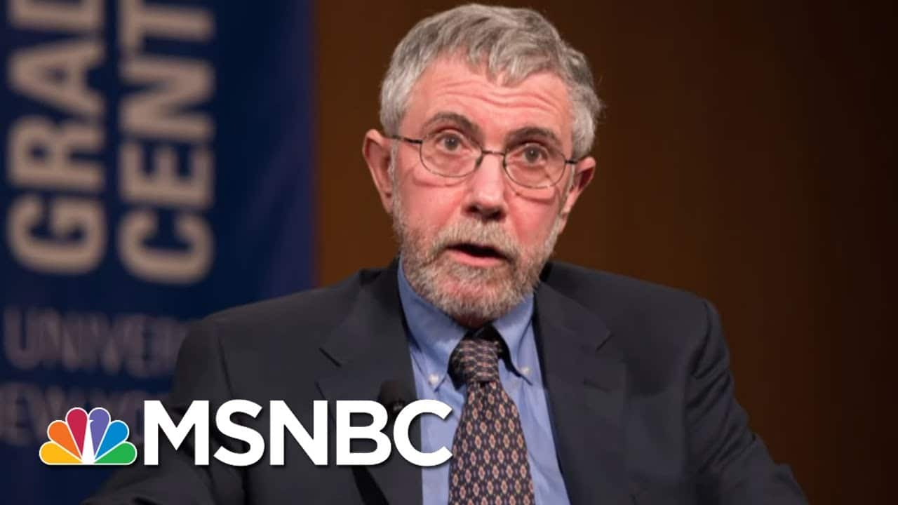'Pinching Myself': Nobel Prize-Winning Economist On Scale Of Covid Relief Bill | All In | MSNBC 8