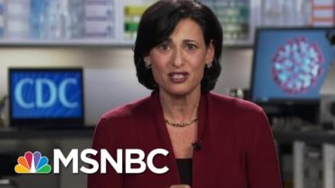 Pending Research On Spread, Variants Could Alter Guidance For Vaccinated People | Rachel Maddow 6