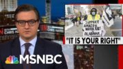 Biden Releases Video In Support Of Workers Voting On Unionization | All In | MSNBC 5