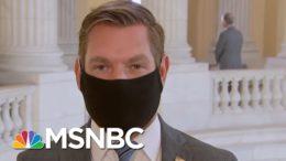 Swalwell Vows To Do 'All I Can To Make Sure Those 14 Senators Don't Return To WA' | Deadline | MSNBC 9