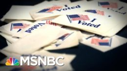 GOP Accused Of Targeting People Of Color With Voter Suppression | The 11th Hour | MSNBC 1