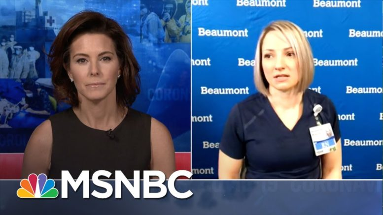 This is staying grateful. | Stephanie Ruhle | MSNBC 1