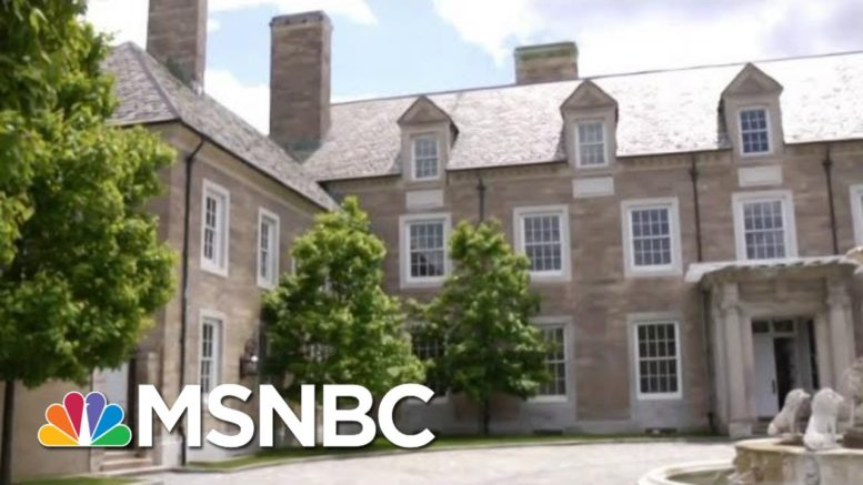 Trump Card For NY Feds?: Growing Probe Of Citizen Trump's Money Trail   The Beat With Ari Melber 1