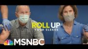 Former Presidents Come Together To Encourage Vaccinations | Morning Joe | MSNBC 2