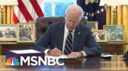 Biden Signs $1.9 Trillion Covid Relief Bill | MSNBC 2