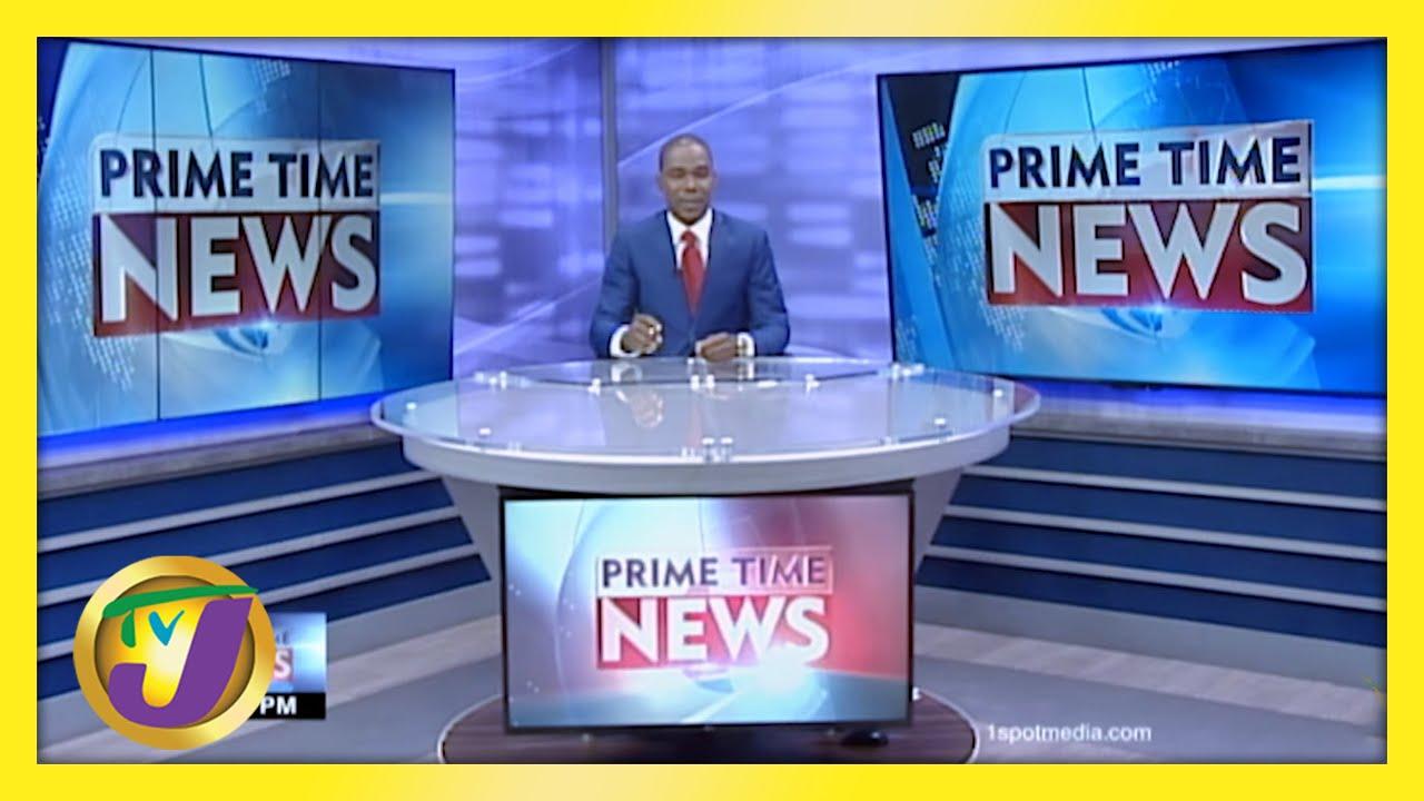 Jamaica News Headlines   TVJ News - February 26 2021 1