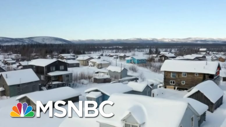 Alaskan Villages Haven't Forgotten The Lessons Of 1918—And It May Have Saved Them | All In | MSNBC 1
