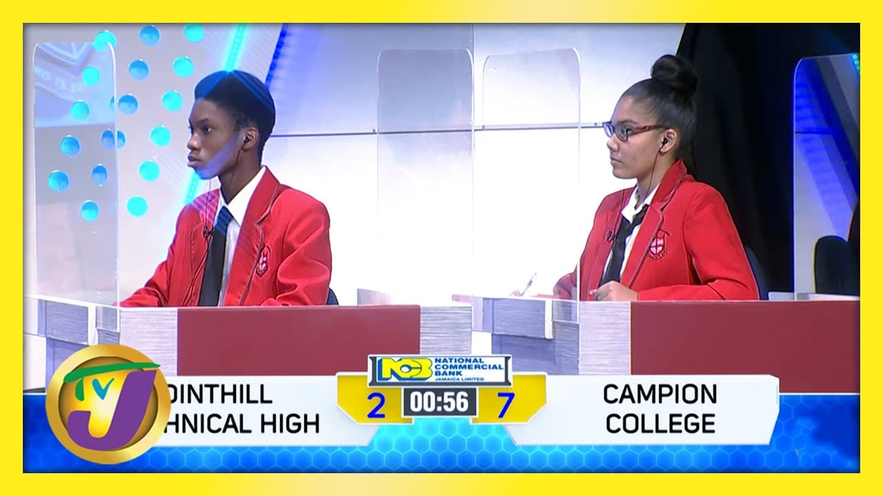 Dinthill Technical High vs Campion College: TVJ SCQ 2021 - February 26 2021 1