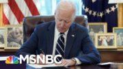 Biden's Next Big Job? Selling The Covid Aid Bill To America | The 11th Hour | MSNBC 5