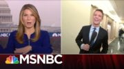 This is separating news from noise.   Garrett Haake   MSNBC 3