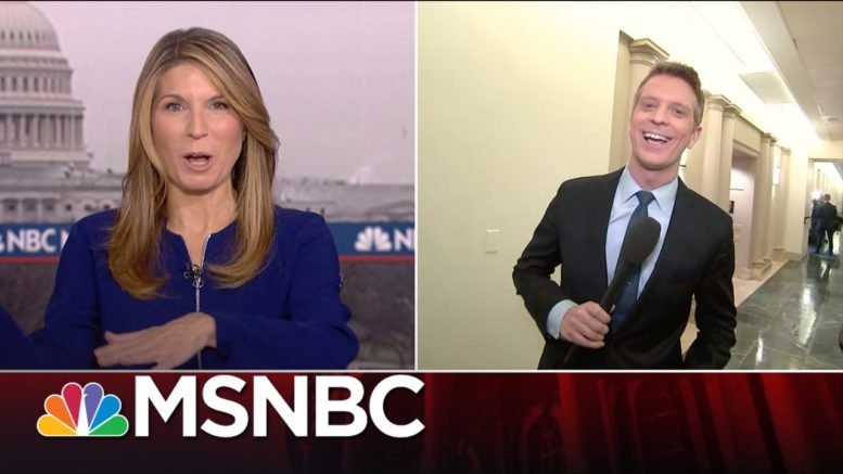 This is separating news from noise. | Garrett Haake | MSNBC 1