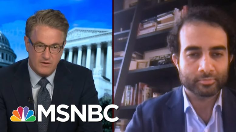 Have Americans Traded Religious Belief For Political Belief? | Morning Joe | MSNBC 1