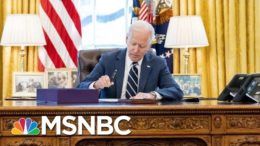 How Will Americans Benefit From The American Rescue Plan? | Craig Melvin | MSNBC 3