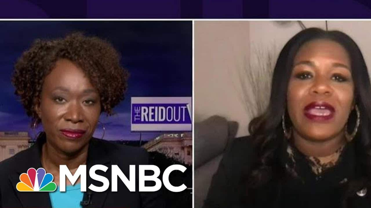 Cori Bush On $28 Million Floyd Settlement: We Can't Put A Price Tag On This Man's Life | The ReidOut 4