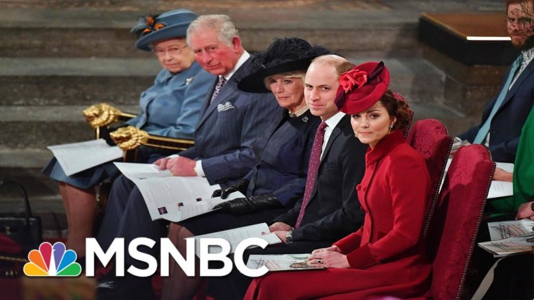 Inside 'The Firm': Understanding The Royal Family | MSNBC 1