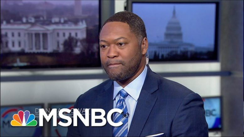 This is the power of information. | Alex Witt | MSNBC 1