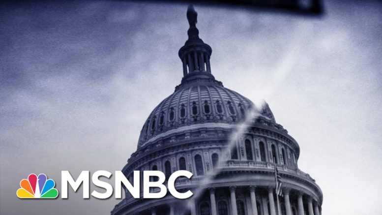 Plouffe: If GOP Wins It All In 2024, U.S. Will Be An Autocracy   The 11th Hour   MSNBC 1