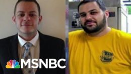 Federal Authorities Release New Details In Alleged Assault On Capitol Officers | Morning Joe | MSNBC 9