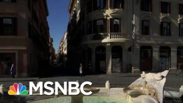 Italy Locks Down As Cases Surge 10 Percent From Last Week | MTP Daily | MSNBC 1