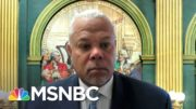 PA State Senator: People Of Color Are Falling 'Way Behind' In Vaccinations | Andrea Mitchell | MSNBC 4