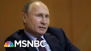 U.S. Intel Report Finds Russia And Iran Tried To Influence The 2020 Election | Katy Tur | MSNBC 6